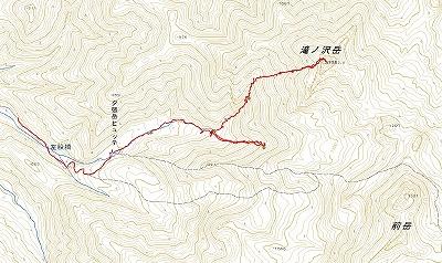 滝ノ沢log