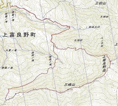 三峰log