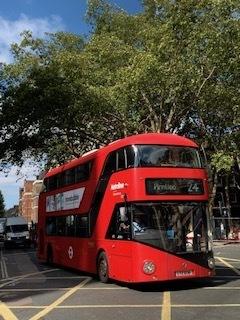 ロンドンバス