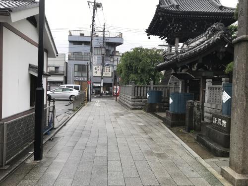 【葛飾柴又の旅】・12