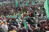 ガザでハマス創設から32年:国境デモ再燃 2019.12.15