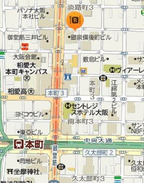平岡珈琲 地図