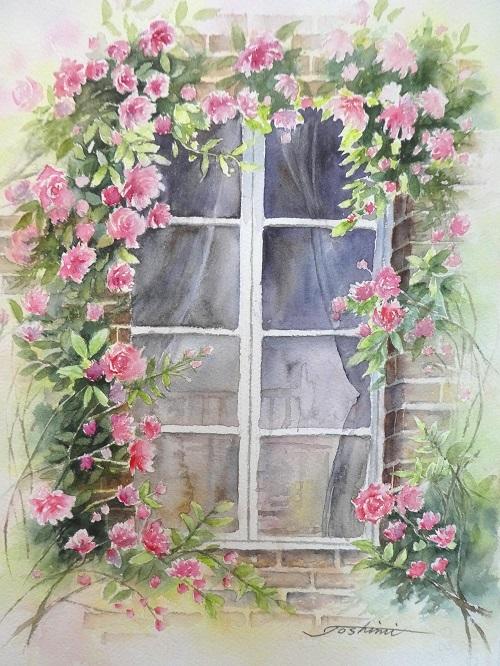 ジェルブロアのバラ
