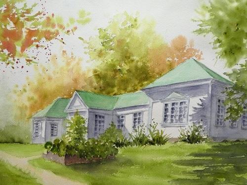 北大養蚕学教室