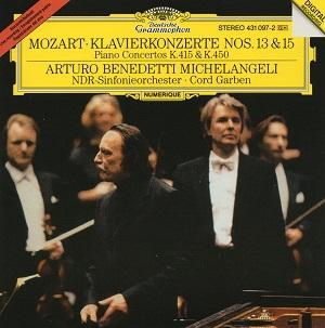 Arturo Benedetti Michelangeli - ARTURO BENEDETTI MICHELANGELI CD1
