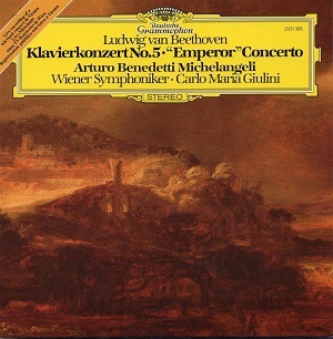 Arturo Benedetti Michelangeli - ARTURO BENEDETTI MICHELANGELI CD4