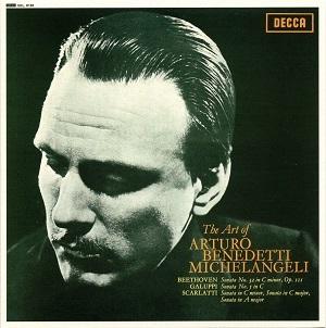 Arturo Benedetti Michelangeli - CD10 The Art Of MICHELANGELI