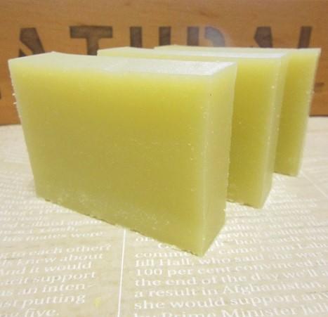 アボカドオイルの石鹸190826