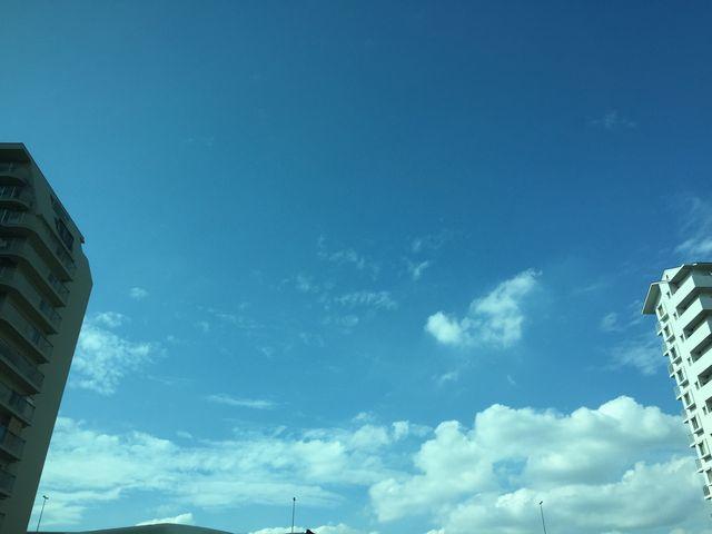 守口市の空