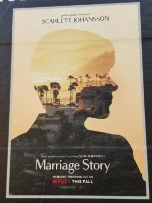 『マリッジ・ストーリー』ポスター