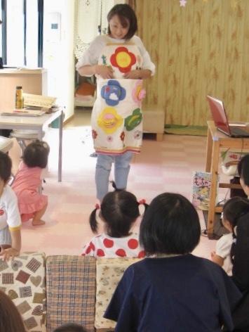 2019年9月絵本の読み聞かせ会☆