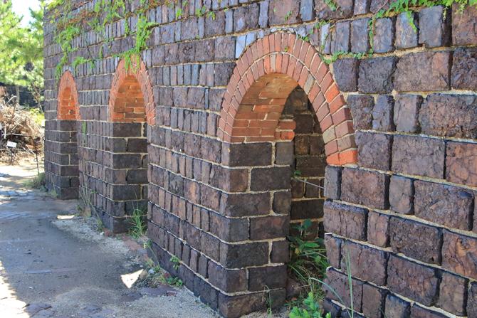 20190923レンガのトンネル
