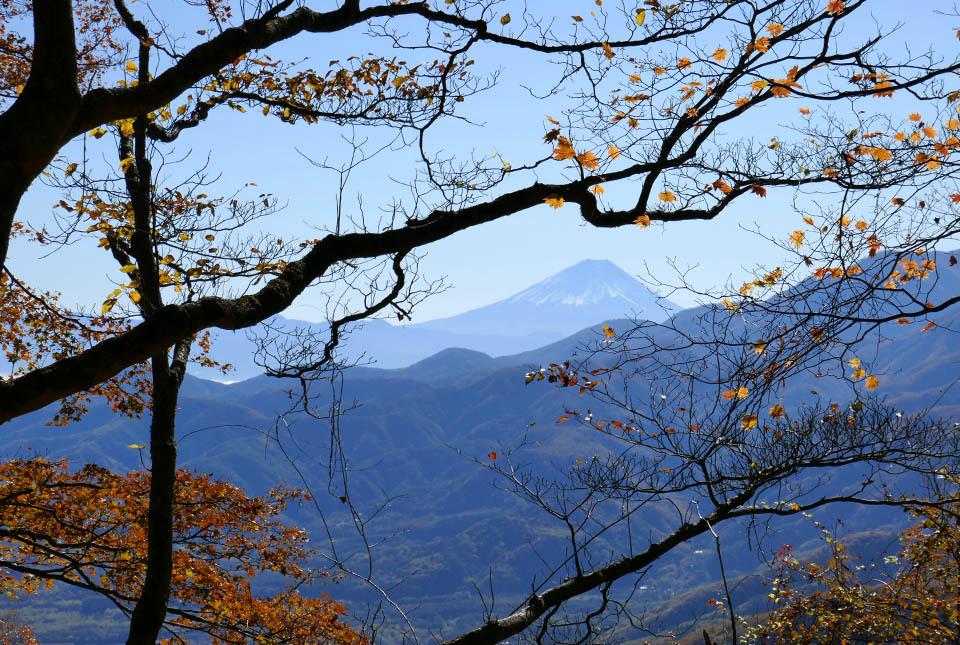 0548 日向山からの富士 960×645
