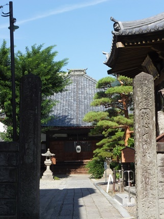 長野県長野市 十念寺