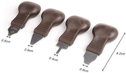 時計 裏蓋を開ける工具 4種