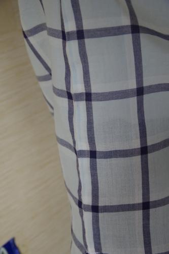 茅木真知子 私のシャツスタイル より プルオーバーシャツ