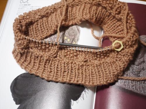 ベルンド・ケストラーのニット帽 #初心者 #編み物 #棒針編み #Knit #sewing