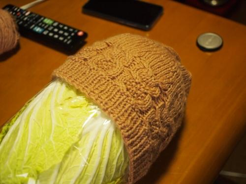 ベルンド・ケストラーのニット帽