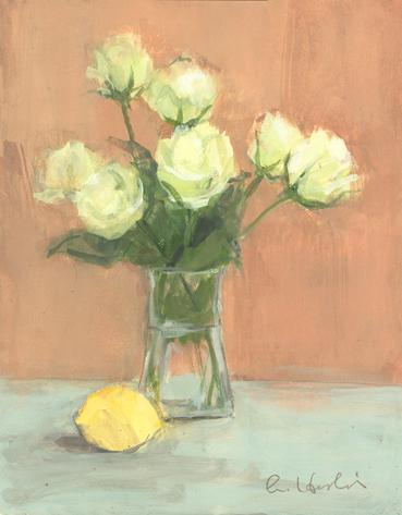 20200109 薔薇と檸檬