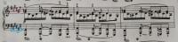 シューマン ロマンス Op.28-2 9-11小節