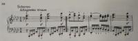 ベトソナ18番 第2楽章冒頭