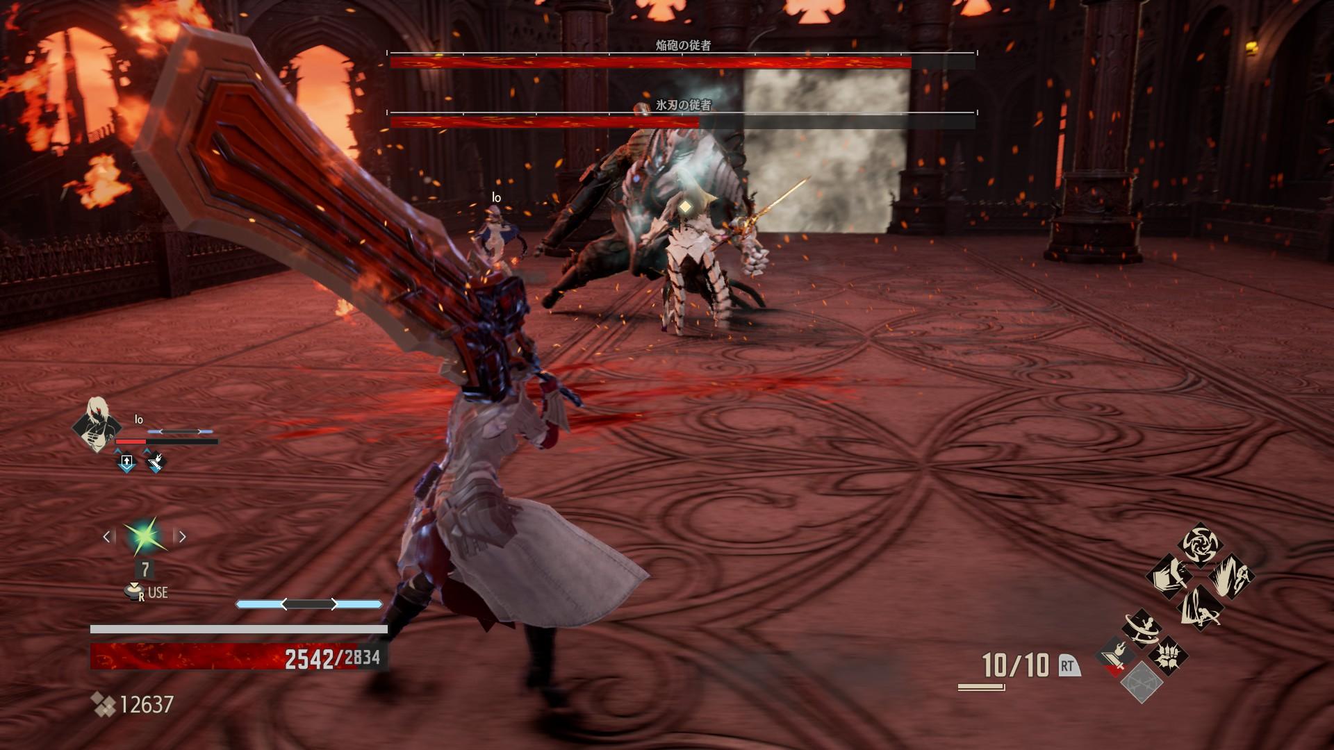 [PCゲーム]CODE VEIN:吸血鬼初めました5