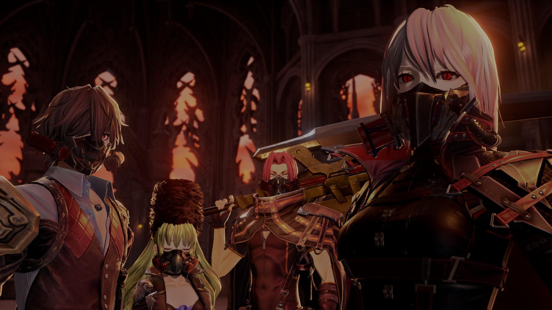 [PCゲーム]CODE VEIN:吸血鬼初めました6