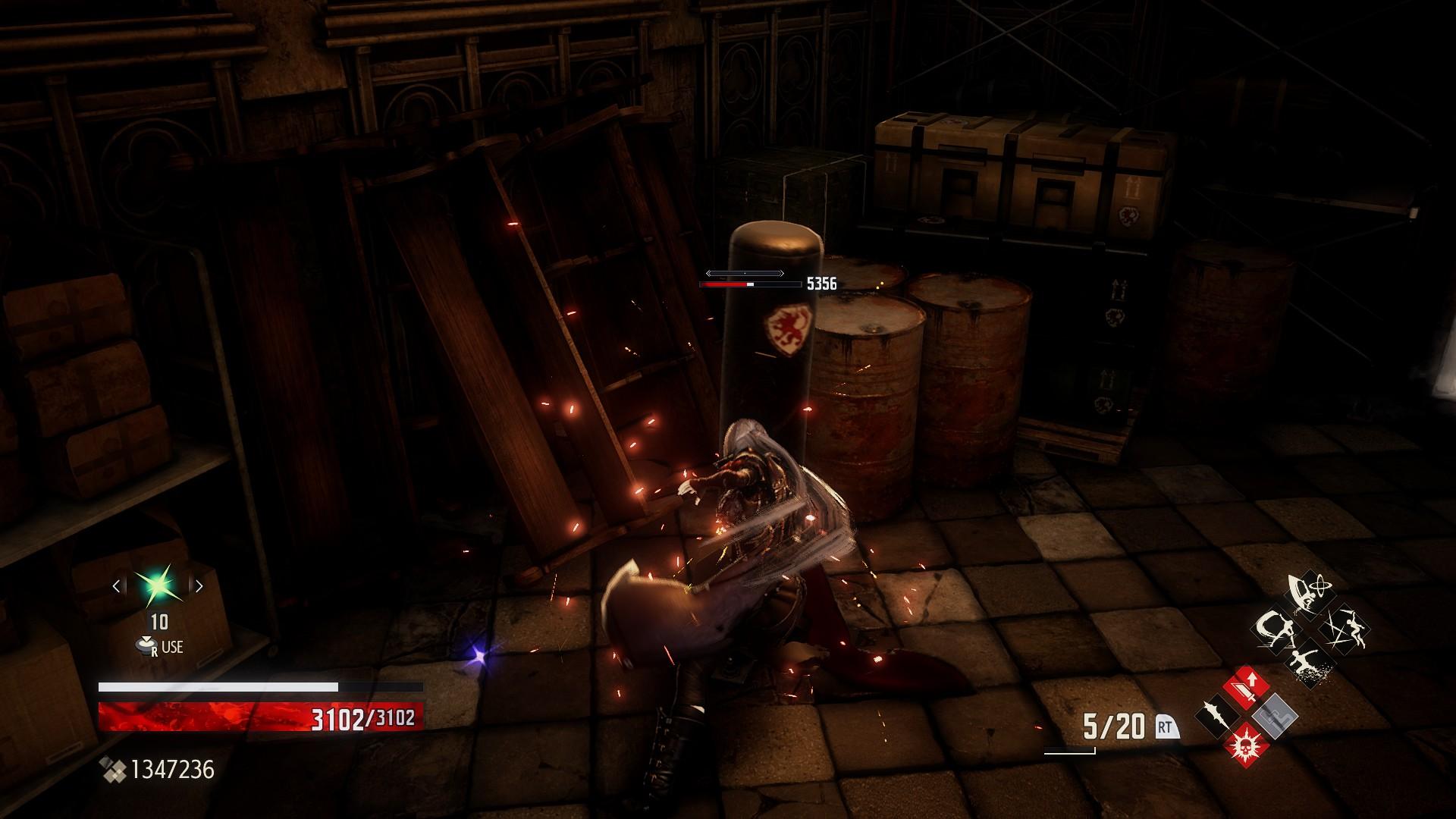 [PCゲーム]CODE VEIN:高難易度モードを楽しもう3