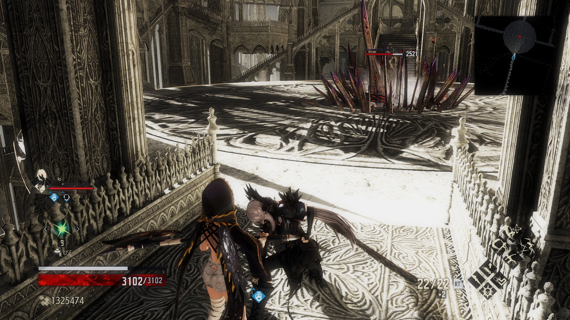 [PCゲーム]CODE VEIN:高難易度モードを楽しもう5