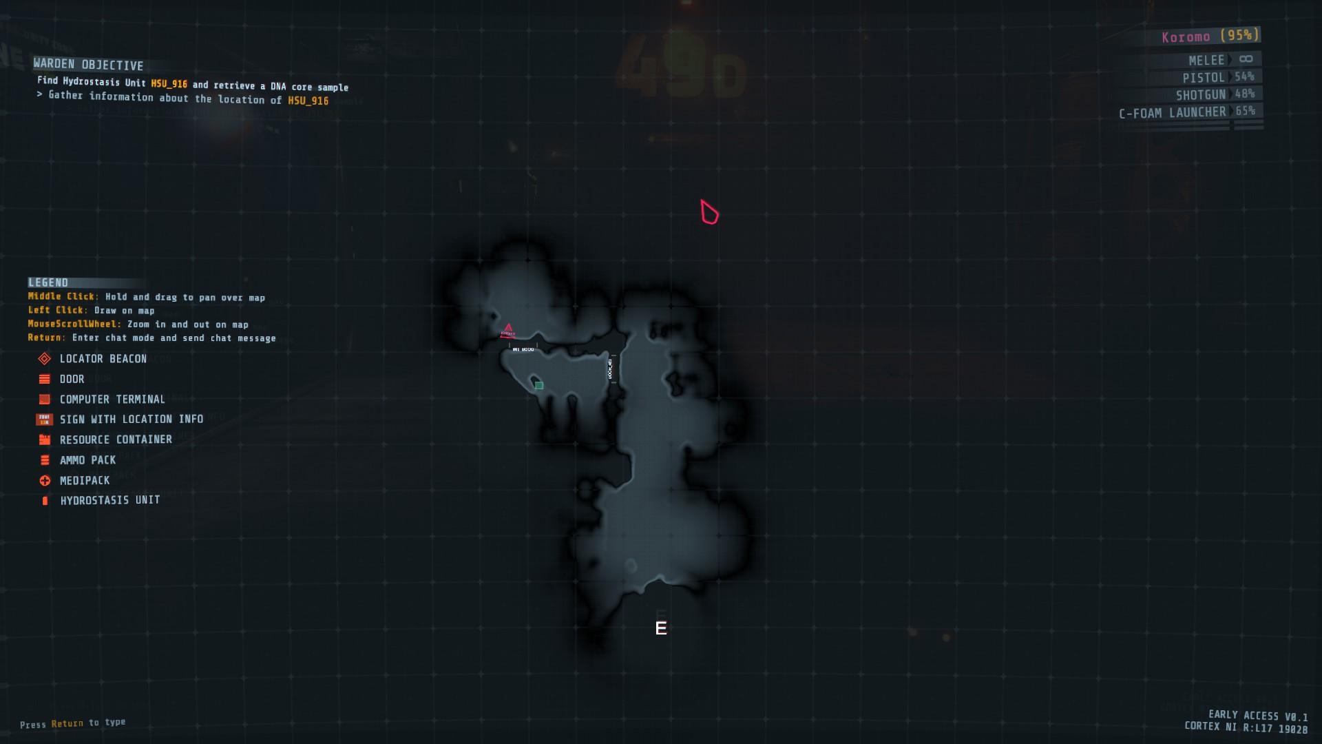 [PCゲーム]GTFO早期アクセス、そうだ、地下施設を調べにいこう。5