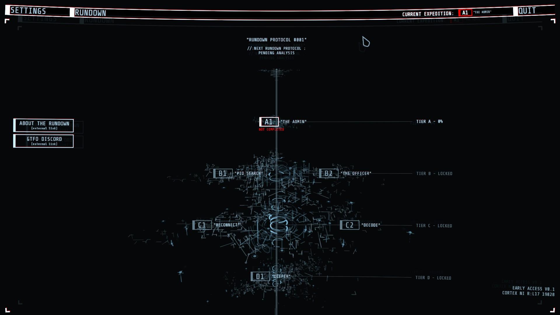 [PCゲーム]GTFO早期アクセス、そうだ皆で地下施設を調べにいこう。6