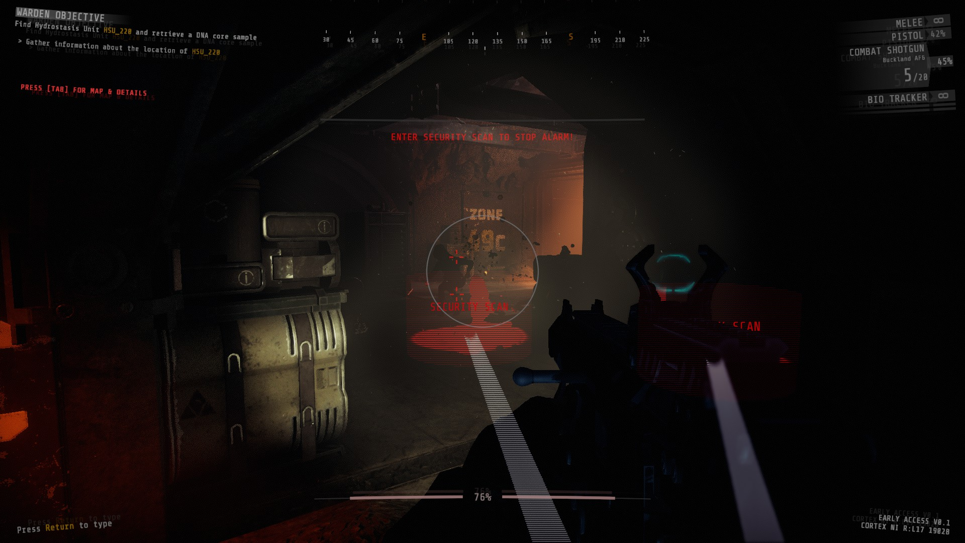 [PCゲーム]GTFO早期アクセス、そうだ皆で地下施設を調べにいこう。8