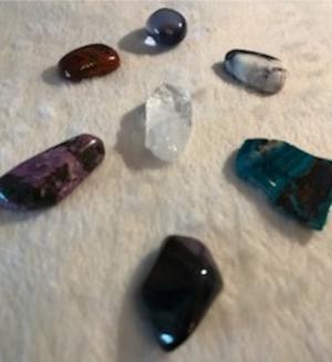 ご予約開始 Seven Crystals クリスタルそしてユニバースからのメッセージ