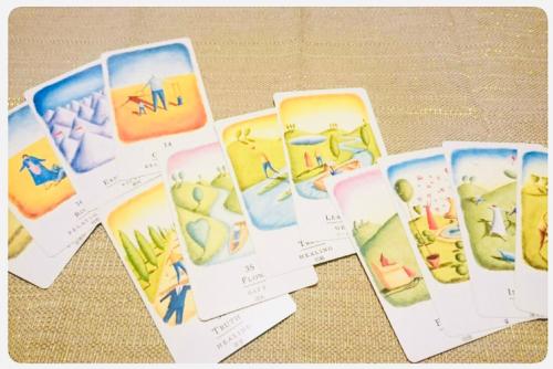 セルフ・セラピー・カードセッション