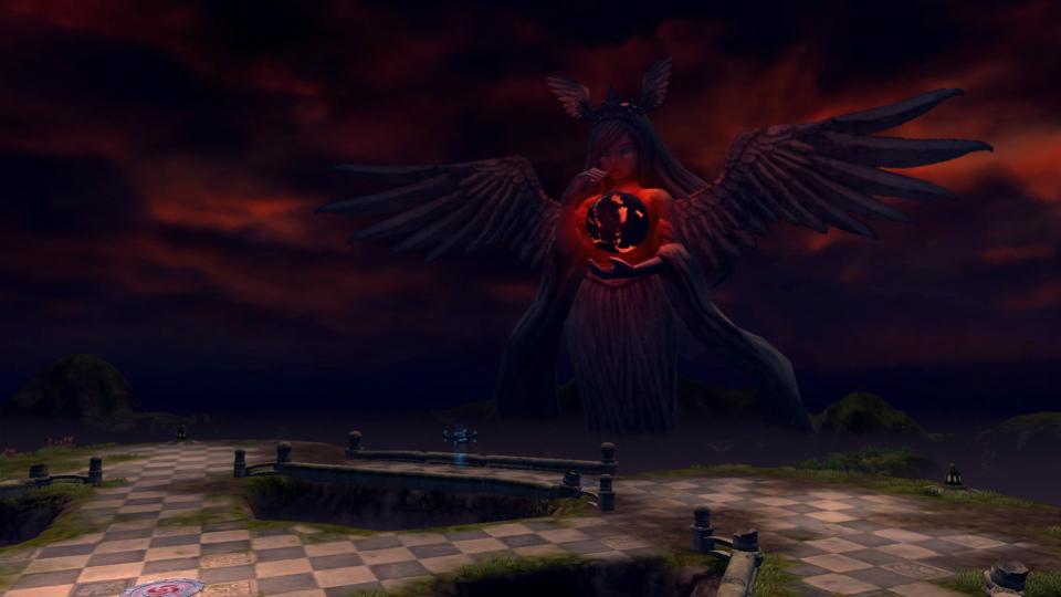 基本プレイ無料の本格アクションRPG『ドラゴンネストR』 ステージ「幽冥の異境」を実装したぞ