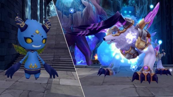基本プレイ無料のアニメチックファンタジーオンラインゲーム『幻想神域』 新ダンジョン「レベル108禁忌の工場」を実装したぞ