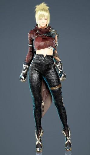 基本プレイ無料のノンターゲティングアクションRPG『黒い砂漠』 拳で戦う「格闘家」「ミスティック」に伝承スキルを実装したぞ