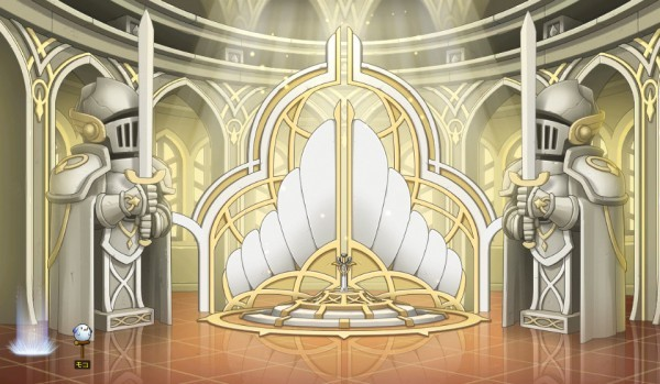 基本プレイ無料の痛快横スクロールRPG『メイプルストーリー』 新シナリオ「Cernium」を実装したぞ