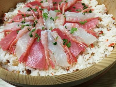 ちらし寿司0