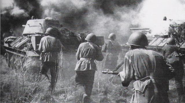 20190807 ソ連の満州侵攻