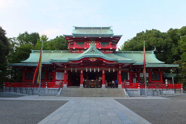 20190812 富岡八幡宮