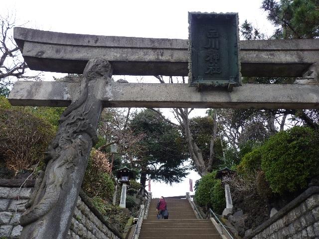 品川神社 2020