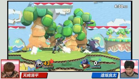 人気声優が対決!「天﨑 滉平さん」VS「逢坂 良太さん」 【Nintendo Switch 3番勝負!ステージ】