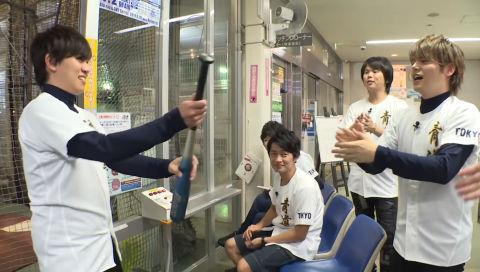 【ダイヤのA actⅡ】青道高校1年生 VS. 2・3年生バッティング対決動画 【ダイヤのA The FAMILY】