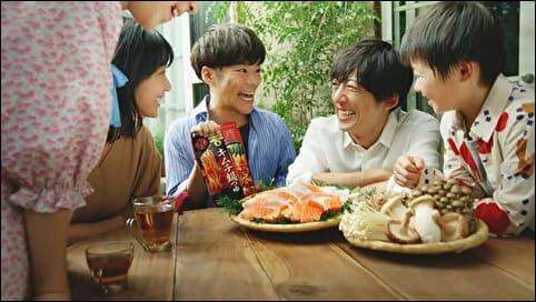 「旬発見!キムチ鍋つゆ」篇【ミツカン公式】