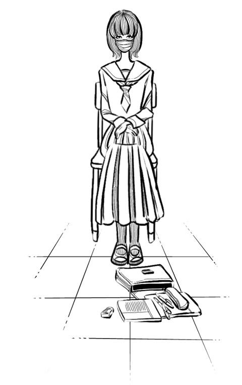 無言の教室 【Silence in classroom】 サムネイル画像
