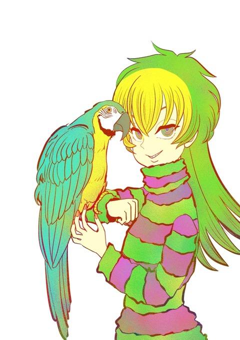 鳥ちゃん2