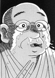 逝っちゃった京極さん