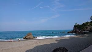 桂浜と龍王宮