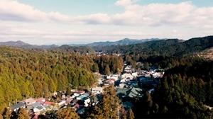 高野山遠景